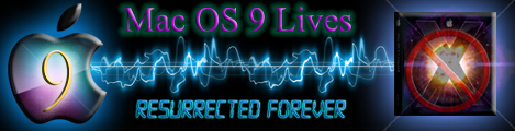Mac OS 9 Lives! (Classic Mac OS Forum)
